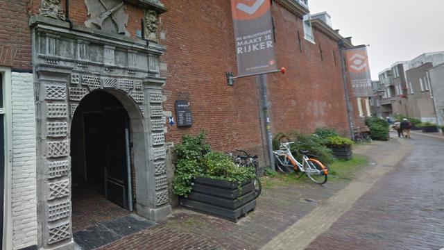 Asbest bibliotheek Gasthuisstraat wordt eind november verwijderd