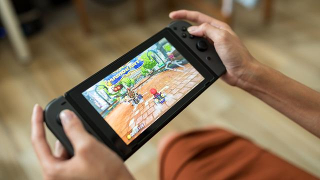 Online dienst Nintendo Switch start in september