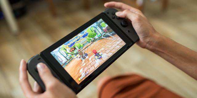 Online dienst Nintendo Switch start in september