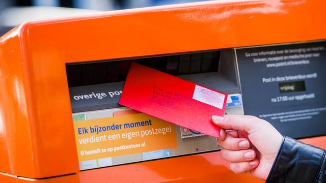 Helft van brievenbussen verdwijnt uit Roosendaal