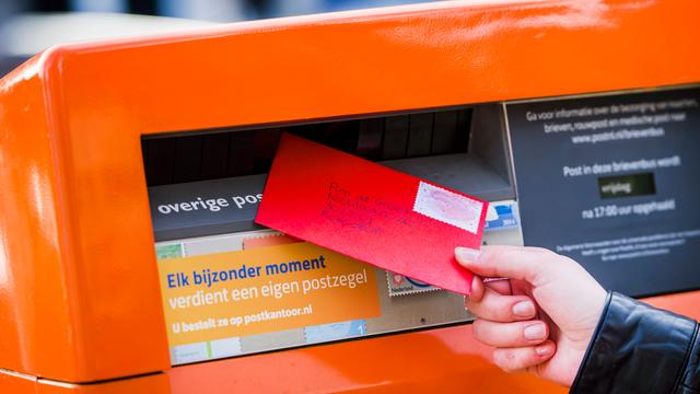 PostNL haalt negentig brievenbussen in stad weg
