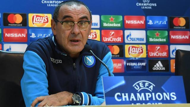 Napoli-trainer Sarri noemt Guardiola 'mythisch figuur' voor CL-duel