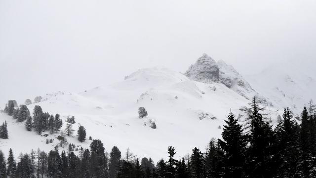 Zoektocht derde slachtoffer lawine Franse Alpen hervat