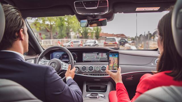TomTom gaat digitale kaarten leveren voor Huawei-smartphones