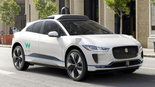 Waymo gaat samenwerking met Jaguar Land Rover aan