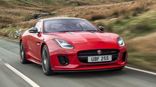 Jaguar F-Type nu ook met viercilinder