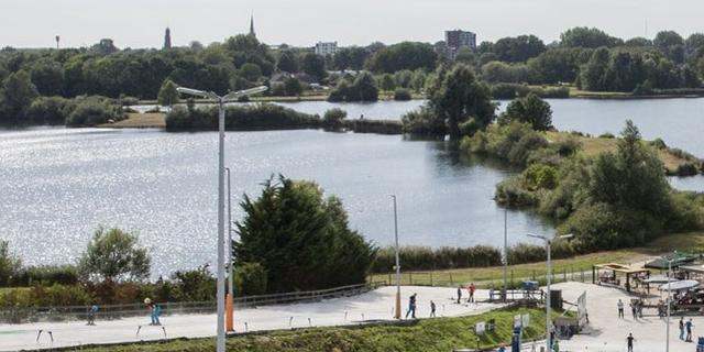 Zwemmen in vervuilde Nedereindse Plas nooit meer mogelijk