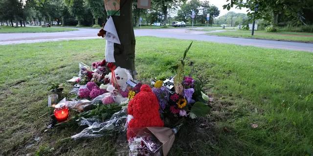 Nabestaanden zoeken naar persoon die briefje achterliet voor verongelukte Shanna in Rijswijk