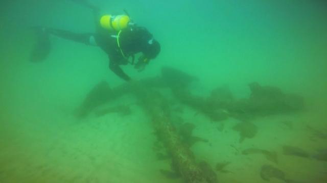 Scheepswrak ontdekt voor de Portugese kust