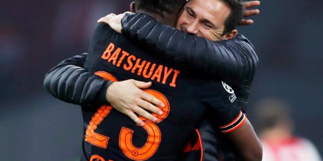 Lampard bestempelt zege 'groentjes' Chelsea op Ajax als geslaagde test