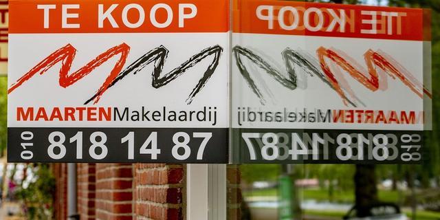 Rabobank: 'Gemiddeld huis volgend jaar 25.000 euro duurder dan in 2019'
