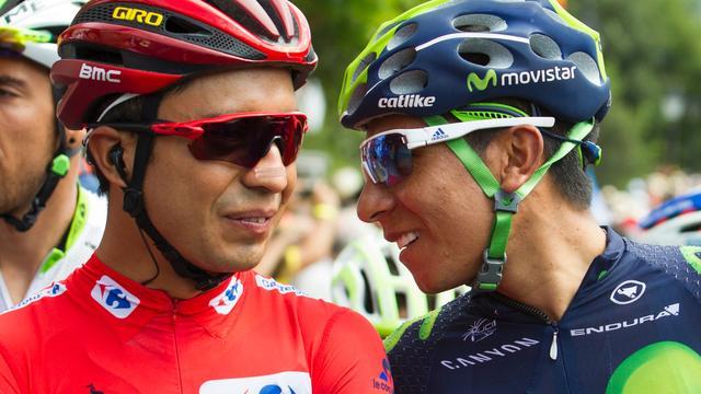 Liveticker Vuelta: Van Genechten klopt Bennati in sprint (gesloten)
