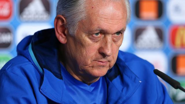 Fomenko stopt na EK als bondscoach Oekraïne