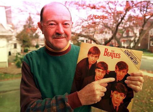Drummer van Beatles-hit Love Me Do overleden