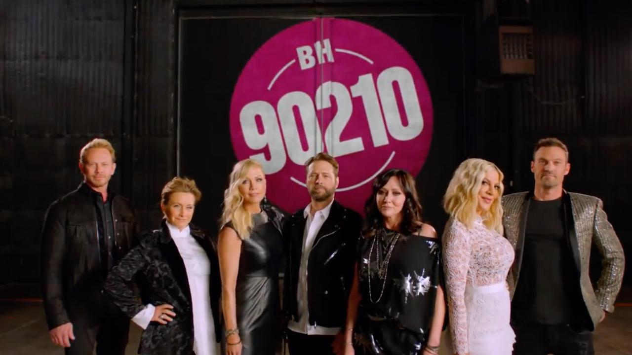 Bekijk de trailer van de Beverly Hills, 90210-reboot