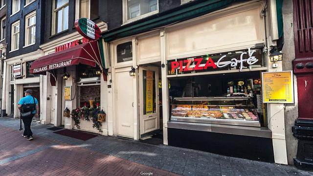 Restaurantgasten zien wijnvlek aan voor gevolg steekpartij op Nieuwendijk