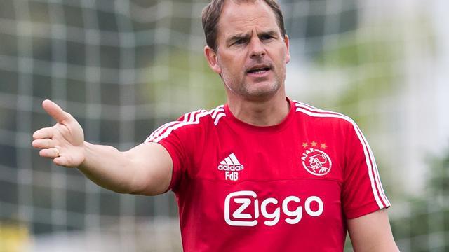 De Boer ziet Lens en Dost als opties voor spitspositie Ajax