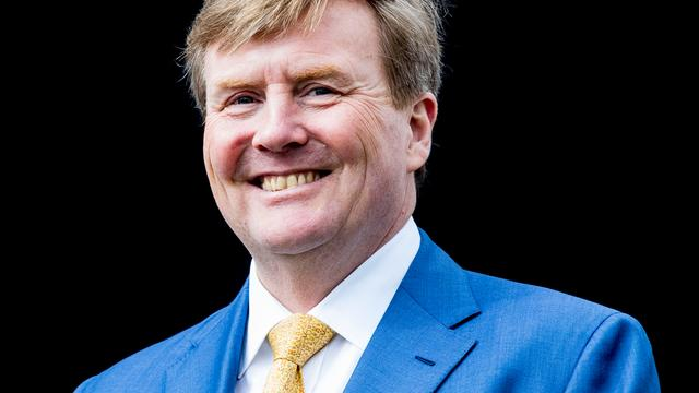 NOS maakt specials over koningsjubileum Willem-Alexander