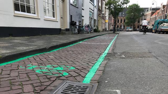 Haarlemse Nieuwe Groenmarkt sinds maandag autoluw