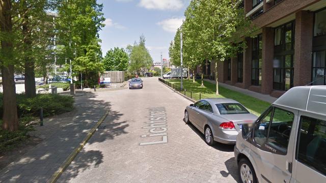 Mogelijk drugsafval in blauw vat op de Lichtstraat blijkt frituurvet