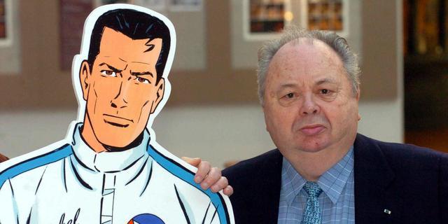 Tekenaar van Michel Vaillant-strips Jean Graton (97) overleden
