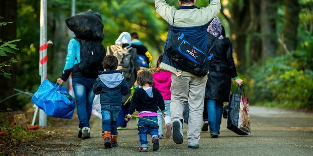 Deel vluchtelingen vertrokken uit crisisopvang Hardenberg