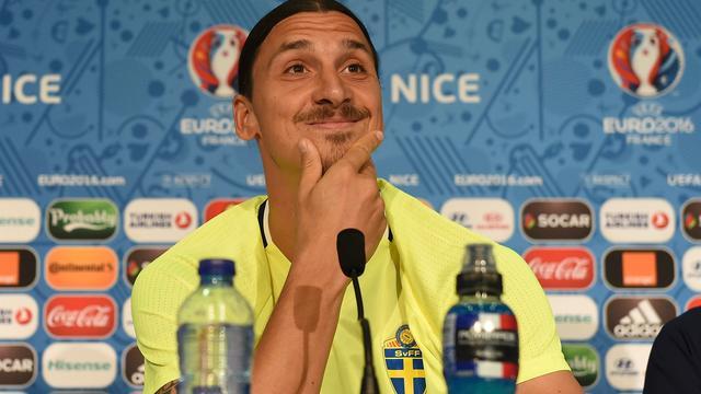 Ibrahimovic stopt na EK als international Zweden