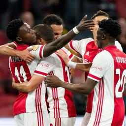 NCO | Ajax treft Liverpool, Atalanta en Midtjylland in ...