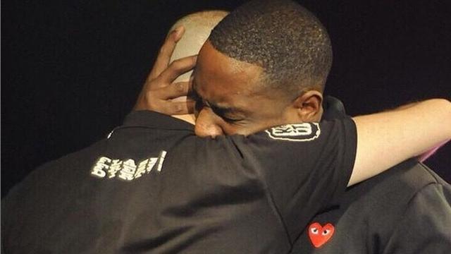 Rapper Winne hervat tour na rouwperiode om doodgeschoten Feis