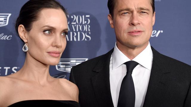 'Angelina Jolie en Brad Pitt sluiten deal over kinderen'