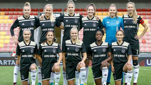 Ajax Vrouwen loot titelverdediger Lyon in Champions League