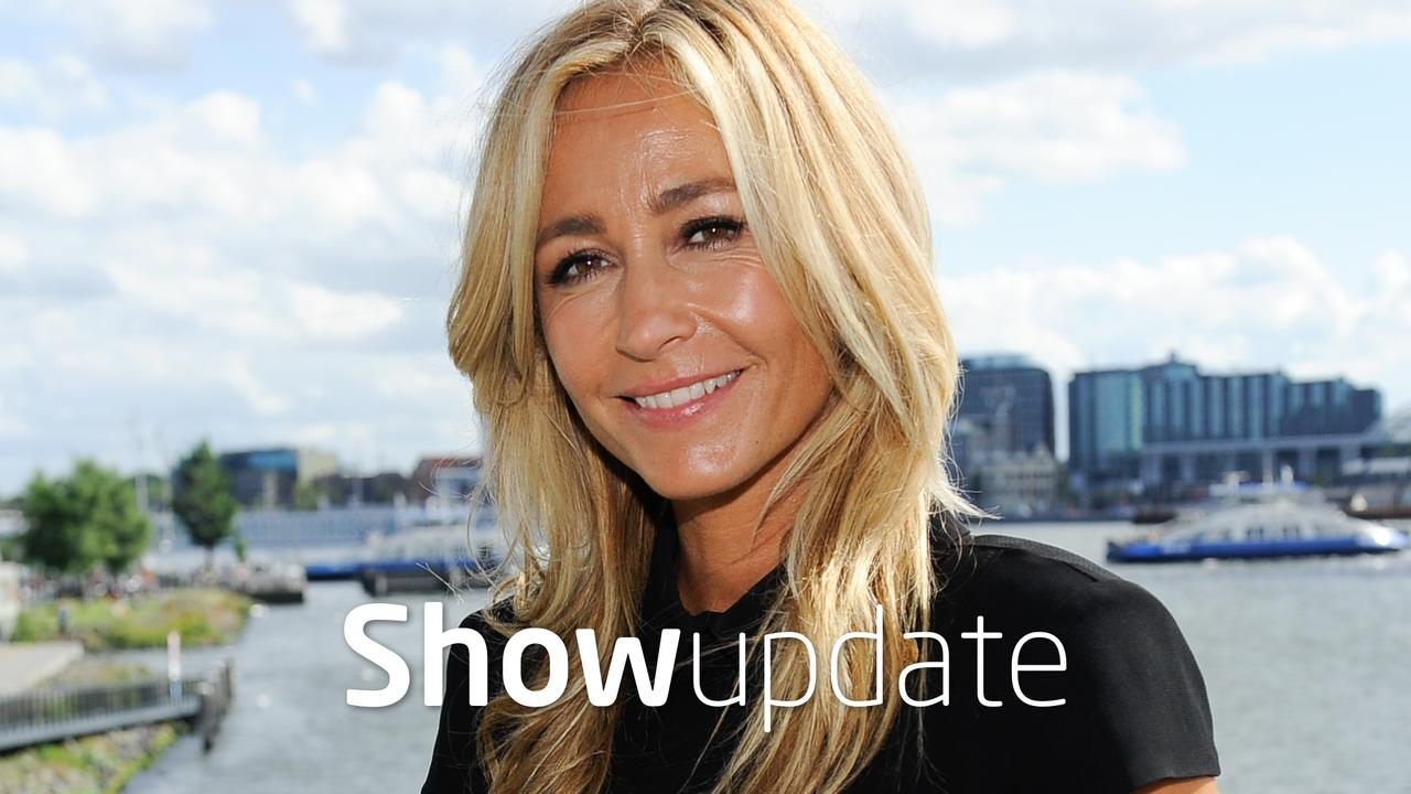Show Update: Wendy van Dijk trots op zoon Sem