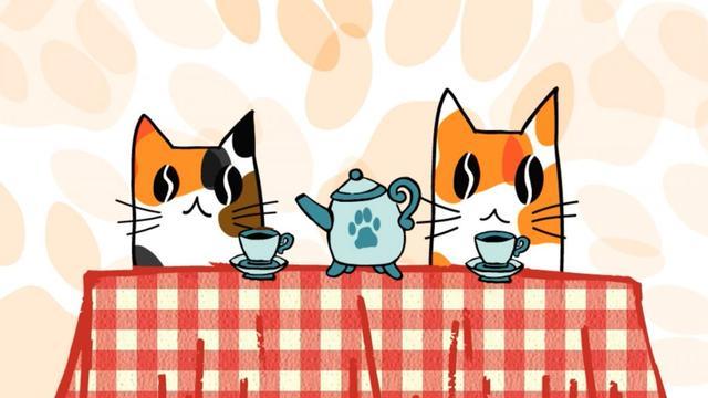 Kroelen met katten bij Kattencafé De Familie Snorhaar