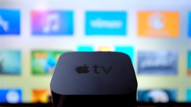 'Apple onthult in september Apple TV met 4K- en HDR-ondersteuning'