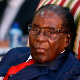 WHO gaat benoeming Robert Mugabe tot ambassadeur heroverwegen