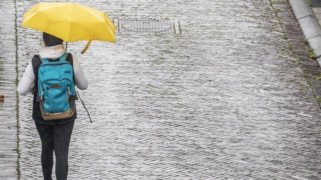 Weerbericht: Regenachtig met opklaringen later op de dag