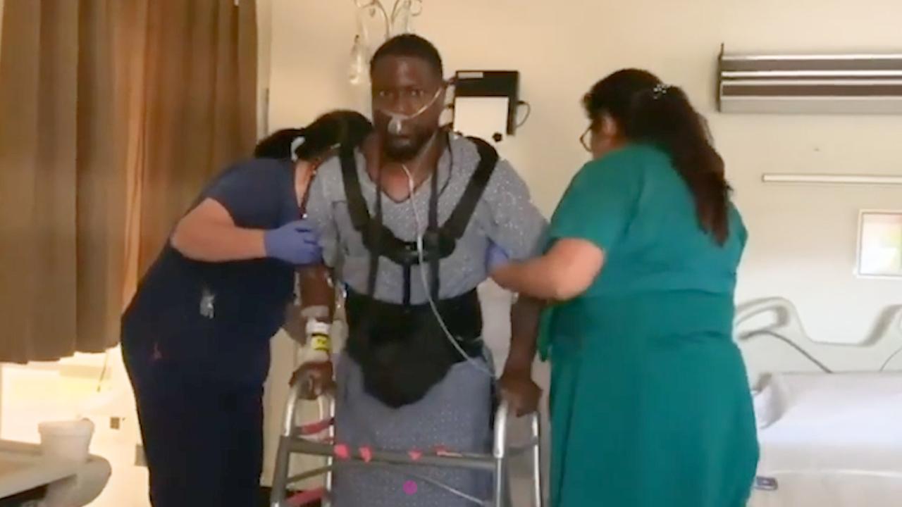 Kevin Hart deelt beelden van revalidatie na auto-ongeluk