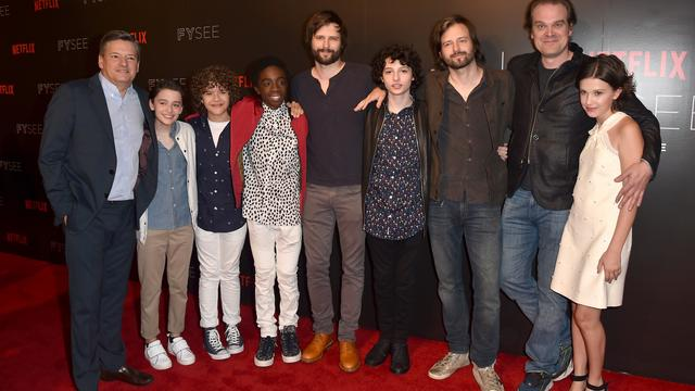 Makers Stranger Things kondigen derde seizoen aan