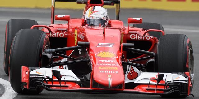 Ferrari denkt nog niet aan teamorders