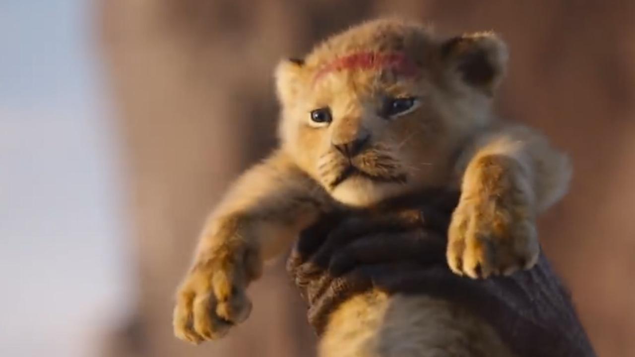 Rafiki toont Simba aan dierenrijk in nieuwe trailer Lion King