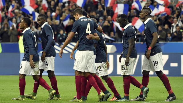 Oefenduel tussen Engeland en Frankrijk gaat door ondanks aanslagen