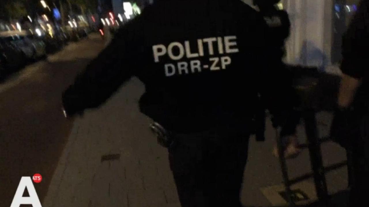 Drie mannen in Amsterdam aangehouden in onderzoek mensenhandel