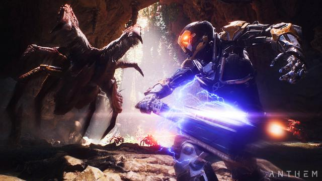 Review: Anthem is een middelmatig schietspel