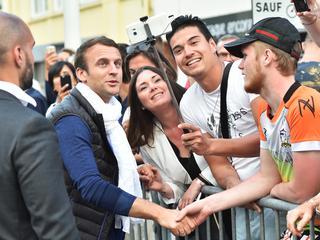 Favoriet voor de winst is La Republique En Marche!
