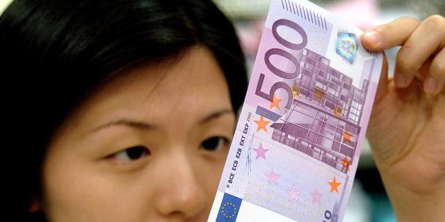 Verbod 500-eurobiljetten dichtbij vanwege terrorismebestrijding