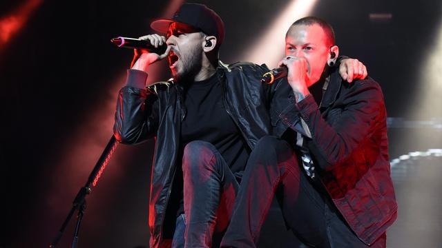 Mike Shinoda maakt EP over overleden Linkin Park-zanger