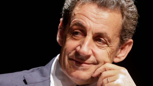 Sarkozy stelt zich opnieuw kandidaat als president Frankrijk