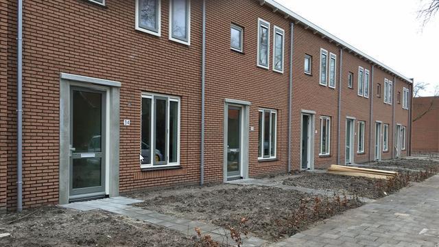 35 nieuwe woningen aan Meerburgerkade opgeleverd
