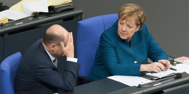 Duitsland leent volgend jaar mogelijk 180 miljard voor aanpak coronacrisis