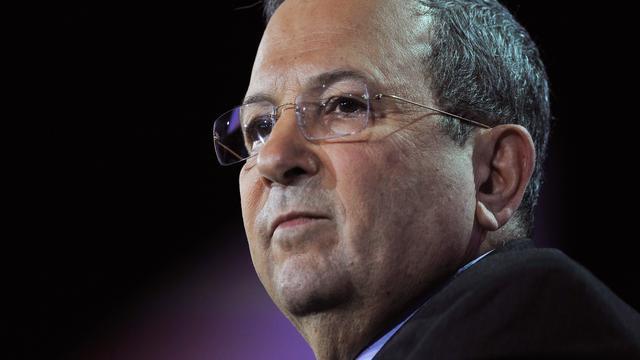 Voormalig premier Israël Ehud Barak maakt politieke comeback